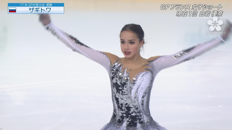 アリーナ・ザキトワ