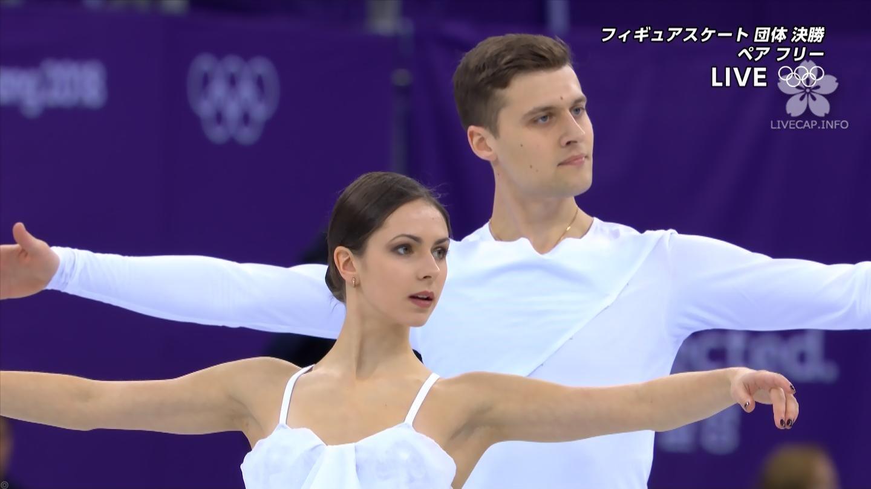 ナタリヤ・ザビアコ/アレクサンドル・エンベルト