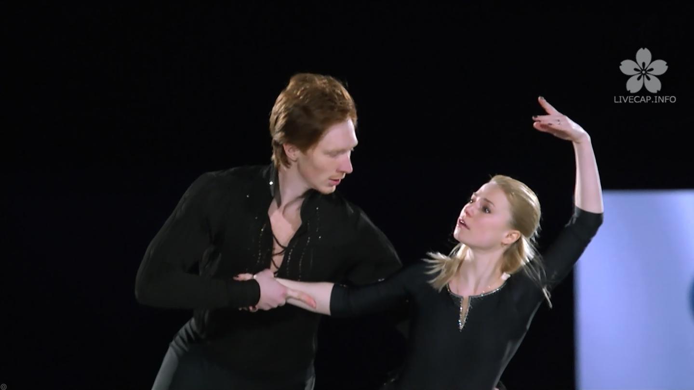 エフゲニア・タラソワ/ウラジミール・モロゾフ