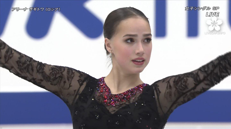 アリーナ ザキトワ