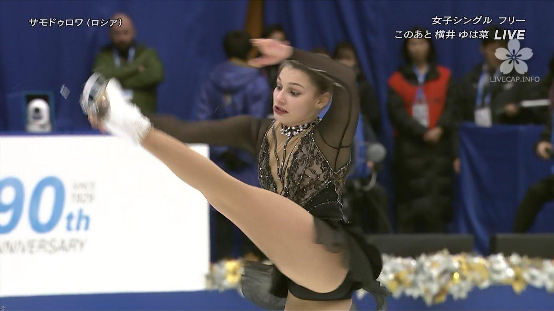 ソフィア サモドゥロワ
