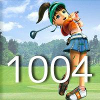 女子ゴルフTVキャプの跡1004