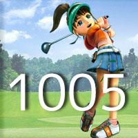 女子ゴルフTVキャプの跡1005