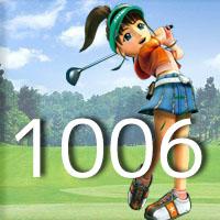 女子ゴルフTVキャプの跡1006