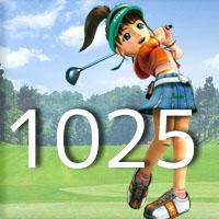 女子ゴルフTVキャプの跡1025