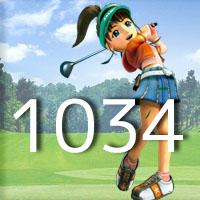 女子ゴルフTVキャプの跡1034
