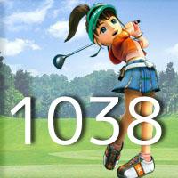 女子ゴルフTVキャプの跡1038