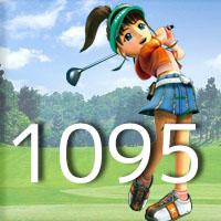 女子ゴルフTVキャプの跡1095