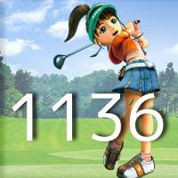 女子ゴルフTVキャプの跡1136