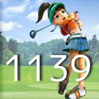女子ゴルフTVキャプの跡1139