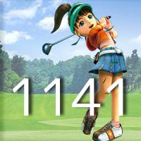 女子ゴルフTVキャプの跡1141