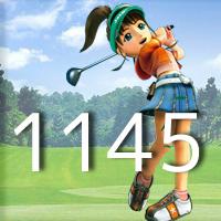 女子ゴルフTVキャプの跡1145