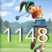 女子ゴルフTVキャプの跡1148