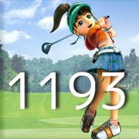 女子ゴルフTVキャプの跡1193