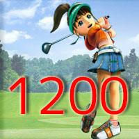女子ゴルフTVキャプの跡1200