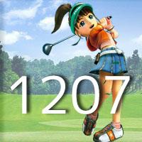 女子ゴルフTVキャプの跡1207