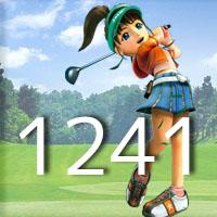 女子ゴルフTVキャプの跡1241