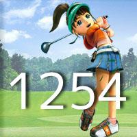 女子ゴルフTVキャプの跡1254