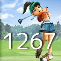 女子ゴルフTVキャプの跡1267