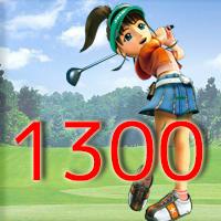 女子ゴルフTVキャプの跡1300