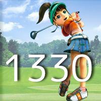 女子ゴルフTVキャプの跡1330