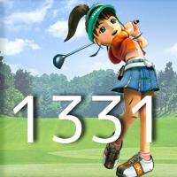 女子ゴルフTVキャプの跡1331