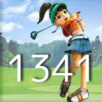 女子ゴルフTVキャプの跡1341