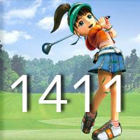 女子ゴルフTVキャプの跡1411