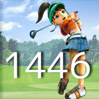 女子ゴルフTVキャプの跡1446