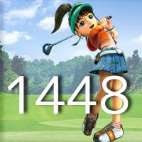 女子ゴルフTVキャプの跡1448
