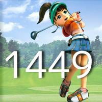 女子ゴルフTVキャプの跡1449