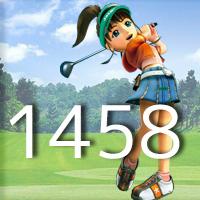 女子ゴルフTVキャプの跡1458
