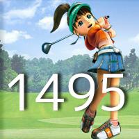 女子ゴルフTVキャプの跡1495
