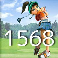 女子ゴルフTVキャプの跡1568