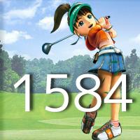 女子ゴルフTVキャプの跡1584