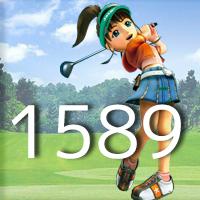 女子ゴルフTVキャプの跡1589