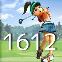 女子ゴルフTVキャプの跡1612