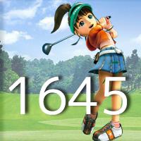 女子ゴルフTVキャプの跡1645