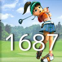 女子ゴルフTVキャプの跡1687