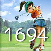 女子ゴルフTVキャプの跡1694