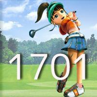 女子ゴルフTVキャプの跡1701