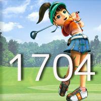 女子ゴルフTVキャプの跡1704
