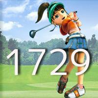 女子ゴルフTVキャプの跡1729