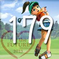 女子ゴルフTVキャプの跡179