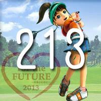 女子ゴルフTVキャプの跡213