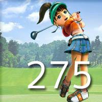 女子ゴルフTVキャプの跡275