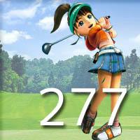 女子ゴルフTVキャプの跡277