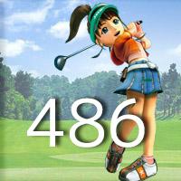 女子ゴルフTVキャプの跡486