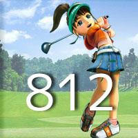 女子ゴルフTVキャプの跡812