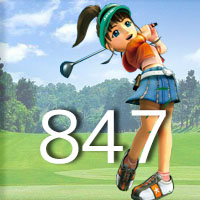 女子ゴルフTVキャプの跡847